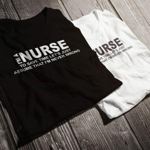 teniska-save-time-nurse-bw-diplomirane-akademichni-shapki-i-podaruci