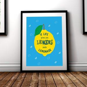plaket-if-life-gives-you-lemons-make-lemonade-diplomirane-akademichna-shapki-za-diplomirane-i-podaruci